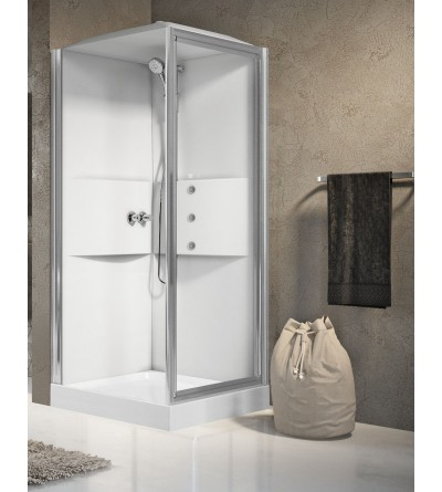 Shower cubicles slidingdoor novellini Media 2.0 A90X70