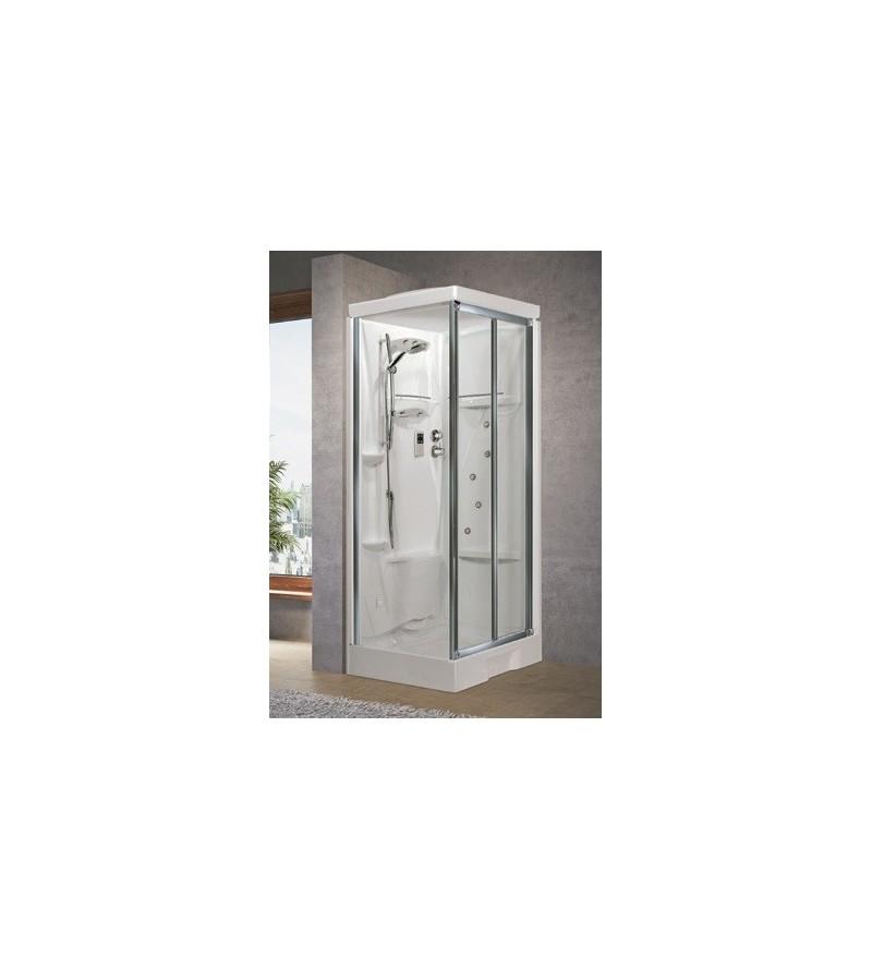 Shower enclosure opening...