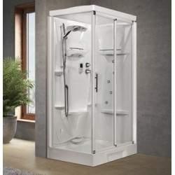 Hammam version shower...