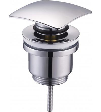 Modelo cuadrado universal de desague con clic Piralla PCUQ