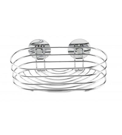 Porta oggetti per doccia in acciaio inox Piralla Rubinetterie GDAPOG11