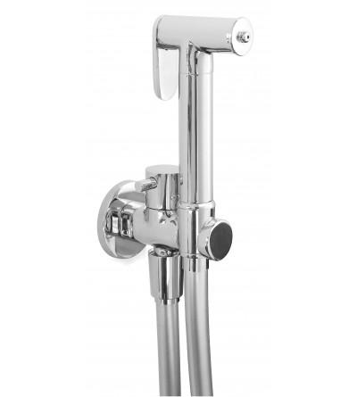 Kit doccia igenica per puliza WC modello tondo Piralla rubinetterie KITIDROR