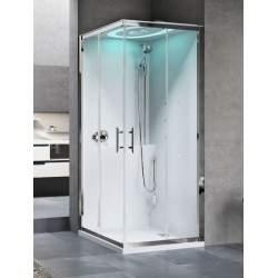 Cabina doccia angolare...