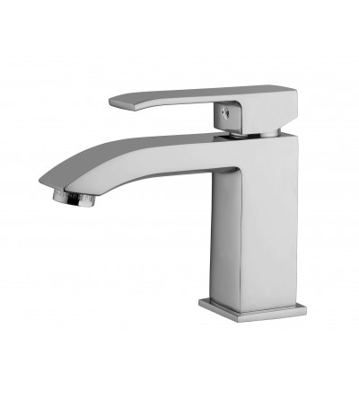 Miscelatore per lavabo in ottone Paffoni Level LES071-LES075