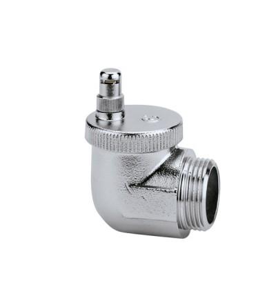Valvola automatica di sfogo aria per tutti i tipi di radiatori Caleffi 504