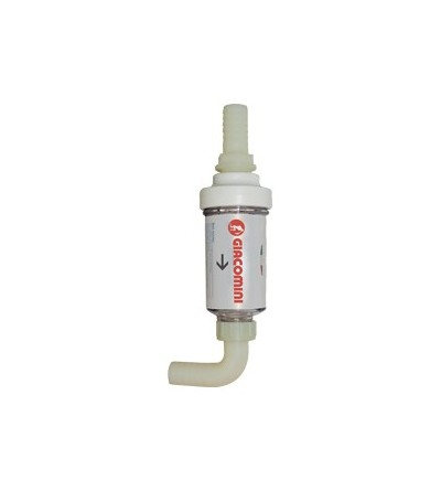 Acid condensate neutralizer for condensation boilers Giacomini R143N