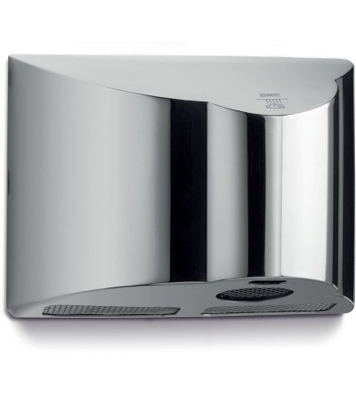 Electronic hand-dryer with scratch-proof DMP Infrared Sensor