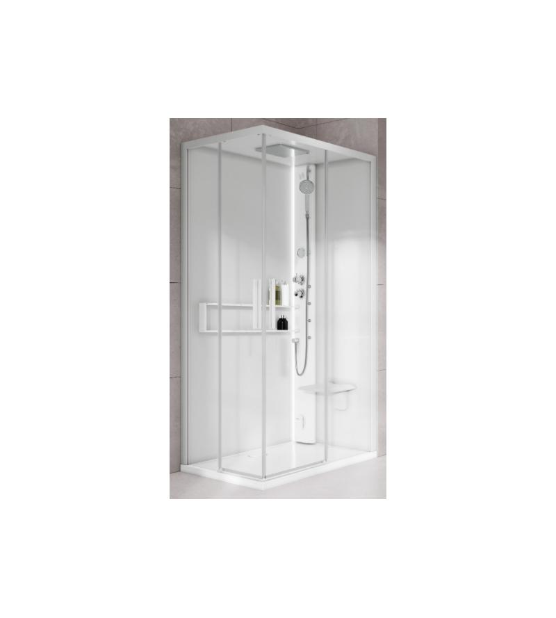 Cabina doccia multifunzione...