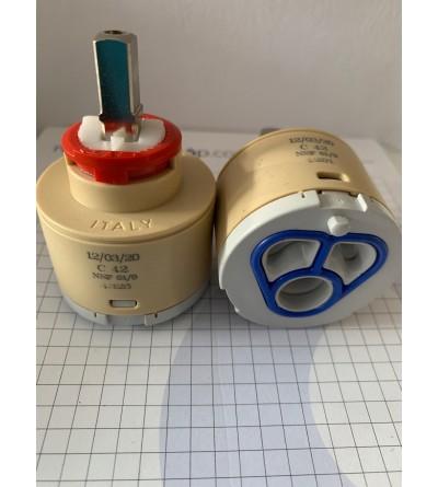 Cartuccia Di Ricambio Per Miscelatore Diametro 40  Hydroplast C42