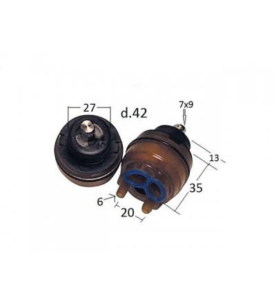 cartuccia di ricambio per rubinetti mamoli 19V
