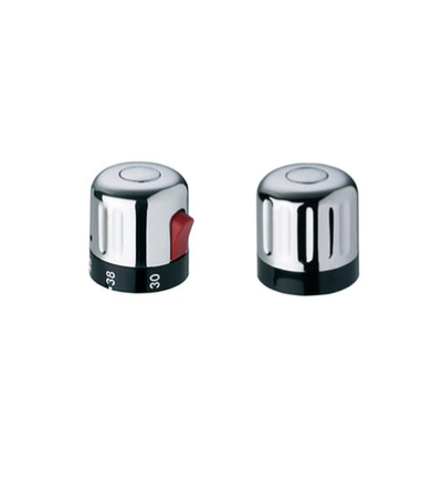 Maniglia di ricambio per miscelatori termostatici art VC