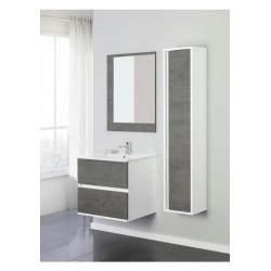 Suspended bathroom cabinet...