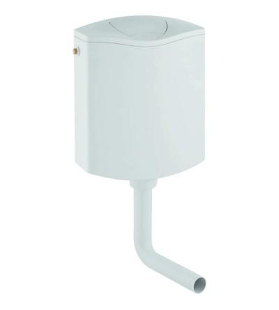 External toilet flush cistern Geberit 136.432.11.1