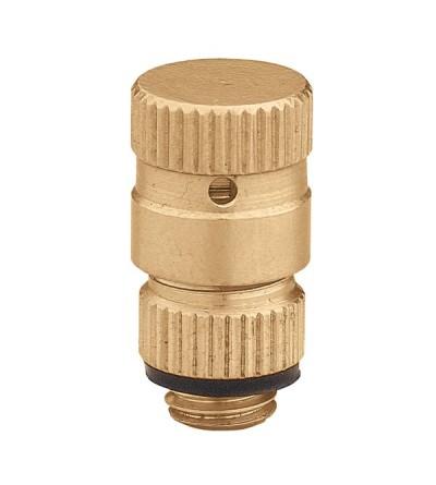 Anti-vacuum cap. For automatic air vents 5024, 5025, 5026 and 5027 series Caleffi 5622