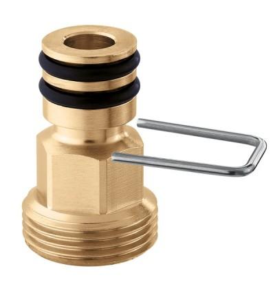 Adattatore ad innesto con clip di fissaggio Caleffi 675850