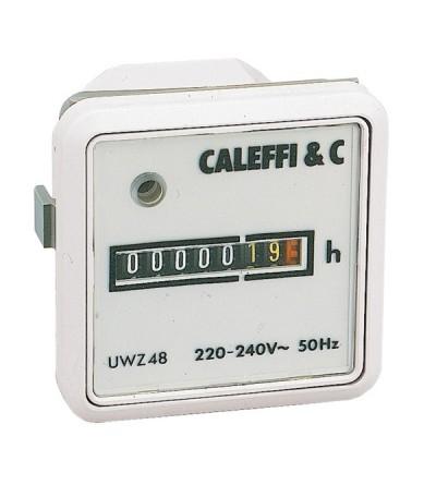 5 digit Hour meter Caleffi 627002