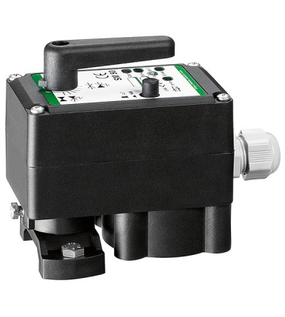 """Actuator for mixing valves from 3/4"""" to 1 1/2"""" with auxiliary microswitch Caleffi 637"""
