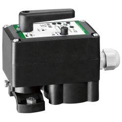 Servomotor for mixing...