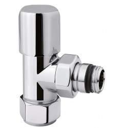 Thermostatic valve in brass...