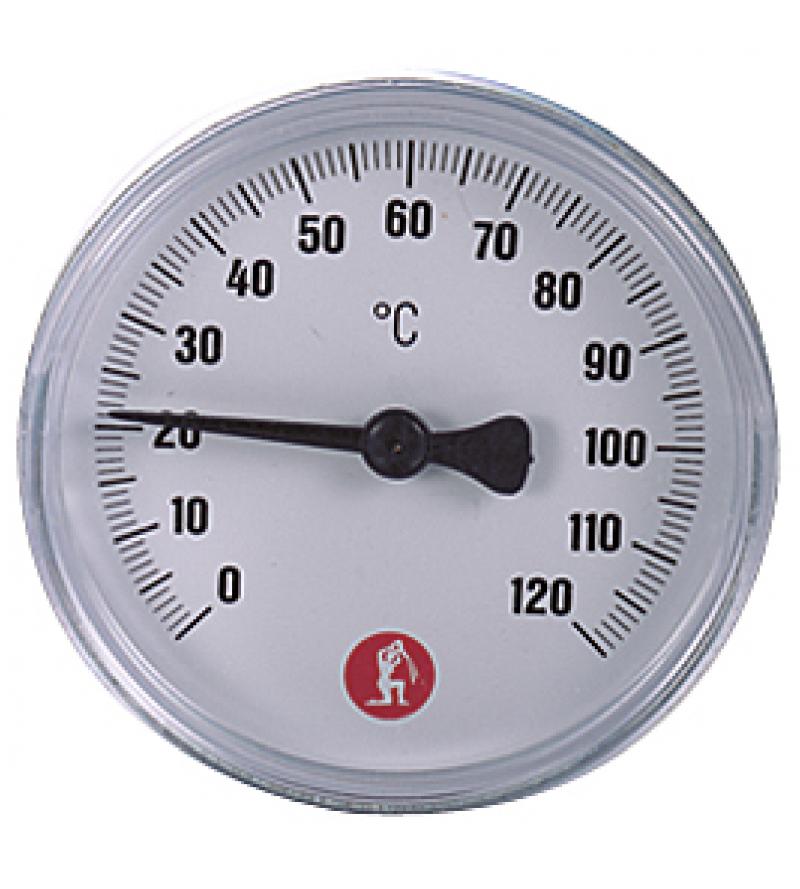 Termometro con pozzetto...