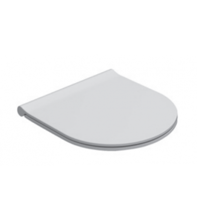 Removable duroplast toilet seat Globo Forty3 FOR21BI-FOR22