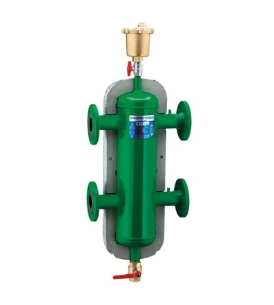 Hydraulic separator. With pre-formed insulation Flanged connections caleffi 548052