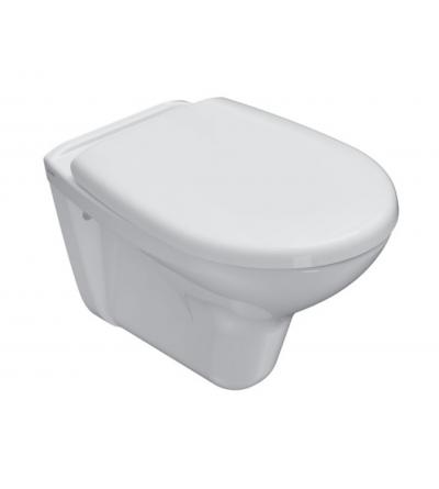 Ceramic WC wall hung installation 52.35 Globo New Arianna A5S02BI