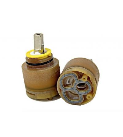 Cartuccia a dischi ceramici ricambio Nobili RCR350