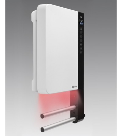 Programmable Wall Fan with Towel Bars TBWIN013