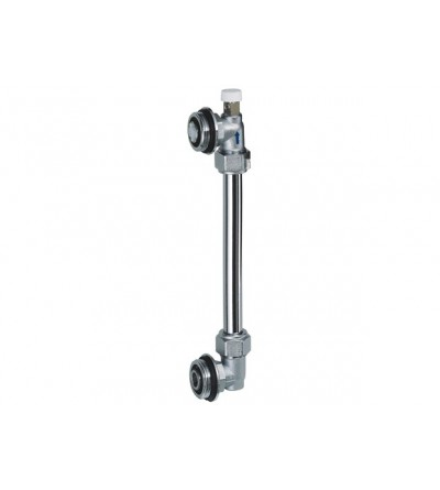 Chrome-plated by-pass kit for manifolds FAR 3423