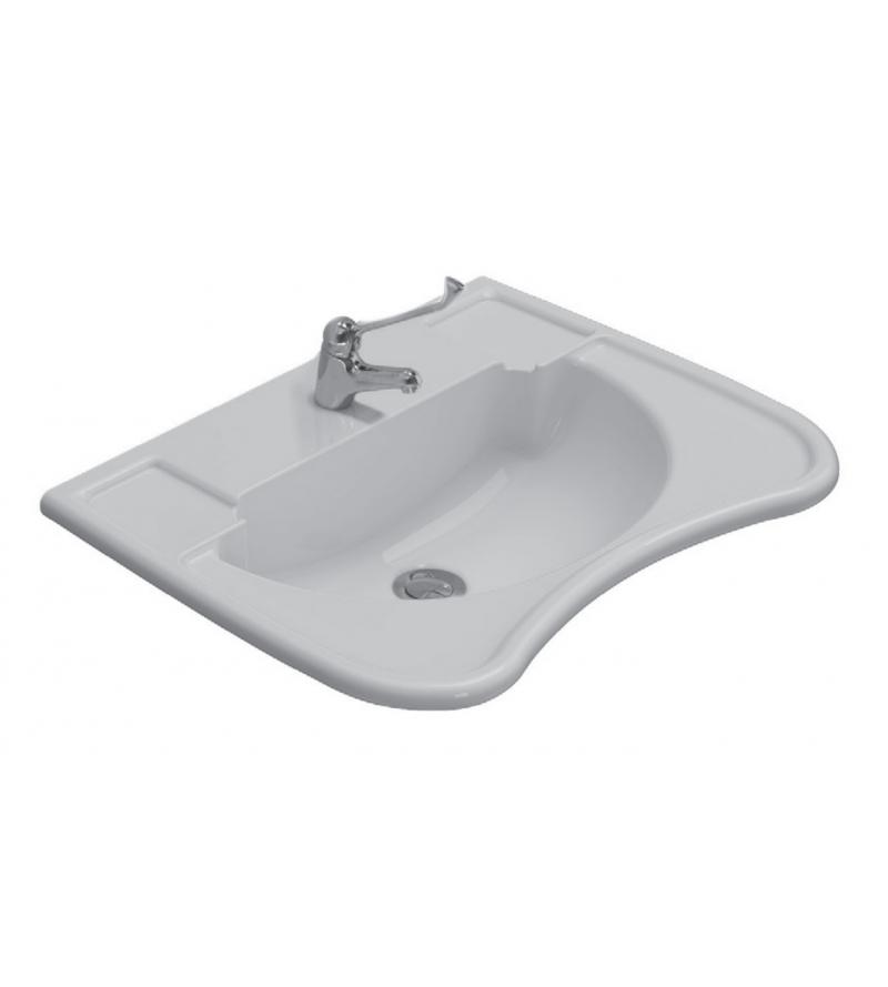 Ergonomic ceramic washbasin...