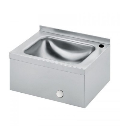 Stainless steel sink for wall mounting Idral 09150/0