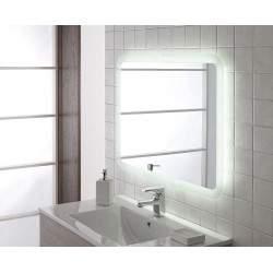 Espejo 80 x 60 cm con luz...