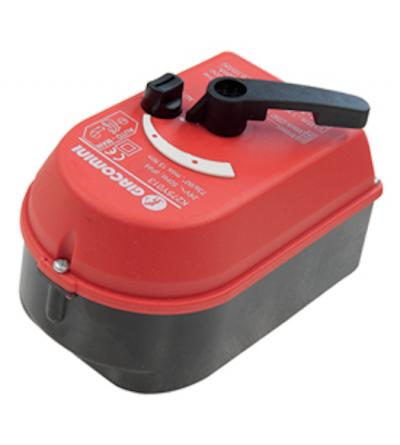 Attuatore per controllo valvole miscelatrici Giacomini K275