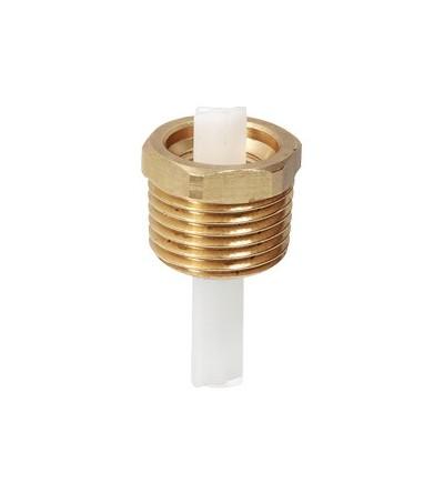 Rubinetto di intercettazione per valvole di sfogo aria Giacomini R160