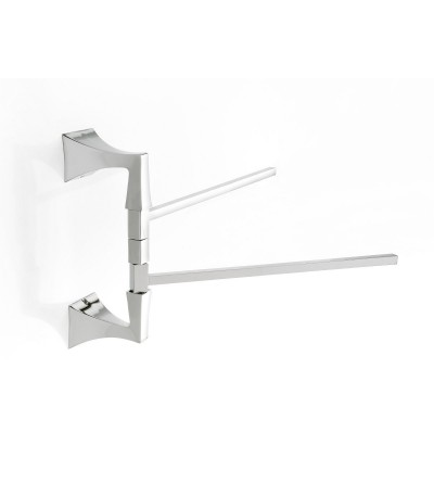 Double jointed towel holder Capannoli Gotica GT111