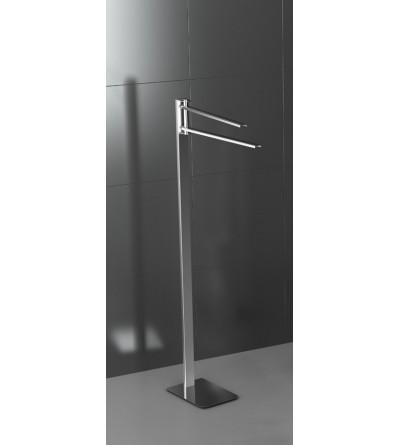 Standing towel holder 2 arms Capannoli Easy YE171