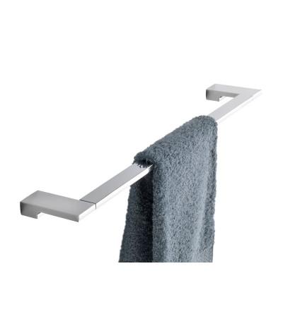 Chromed brass towel rail Capannoli Swing SW1136-SW146-SW156