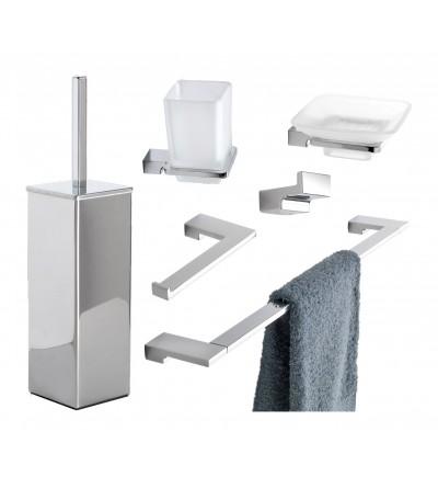 Bathroom accessories composition Capannoli Swing SW100 / 8