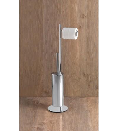 Multifunctional steel floor lamp Capannoli Hoop HP176
