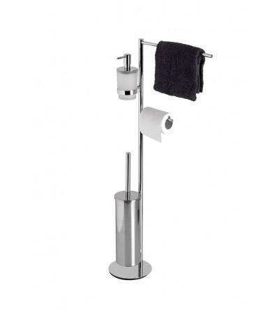 Multifunctional steel floor lamp Capannoli Hoop HP179
