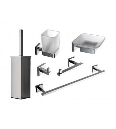 Bathroom accessories composition Capannoli Nook NK100/8