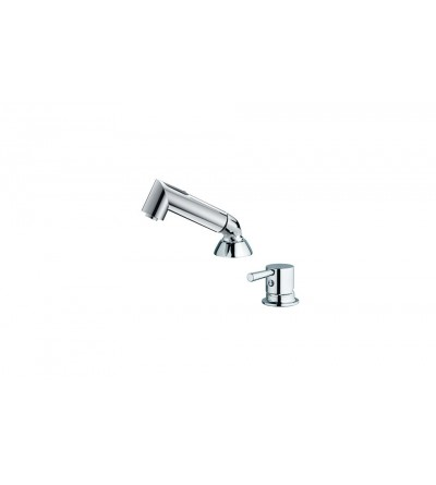 Built-in mixer with extractable shower Elka Marin 3050.129