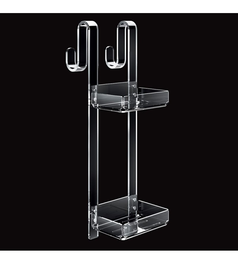 2-tier object holder to...