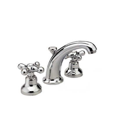 3 hole brass washbasin mixer with Resp Old America 120