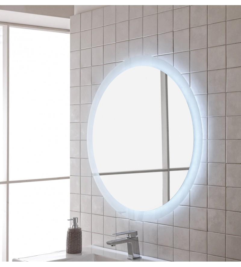 Specchio per bagno tondo...