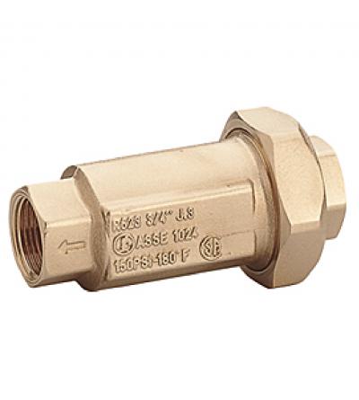 Dual-check backflow preventer ED type Giacomini R623
