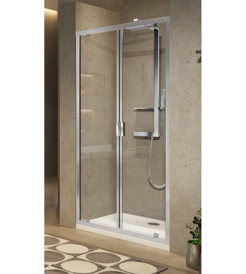 Shower door opening 2...