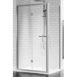 Duschtüröffnung 2 Falttüren...