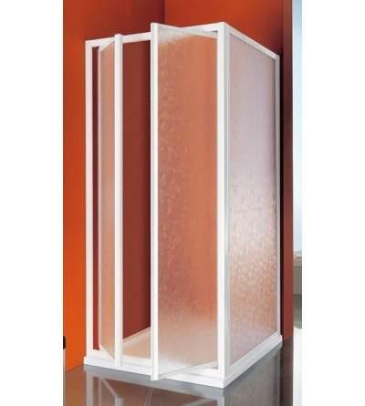 Porta doccia due ante battenti apertura verso l'esterno Samo Ciao B2650